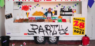 Radio Panik Party // Recyclart