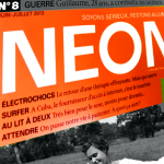 "Publi "" Neon "" Mag N°8"